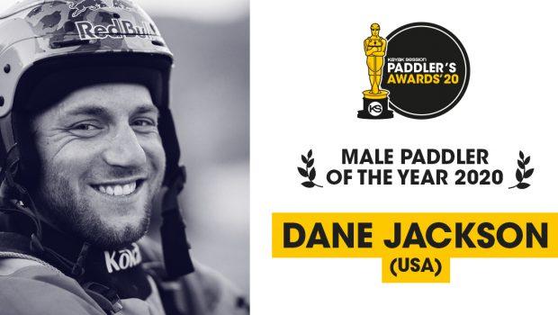2020 Paddlers Awards Winners – Dane Jackson (Male Paddler of the Year)