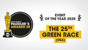 2020 Paddlers Awards Winners – The Green Race (Event Category)