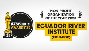 2020 Paddlers Awards Winners – Ecuadorian River Institute (Non Profit Category)