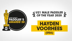 2020 Paddlers Awards Winners – Hayden Voorhees (U21 Male Paddler of the Year)