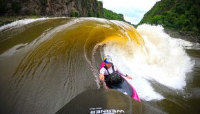 dane jackson surfing the zambezi