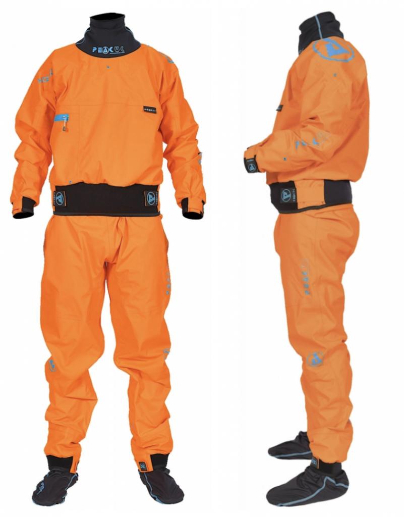 peakuk whitewater drysuit kayaksession gear review 2021