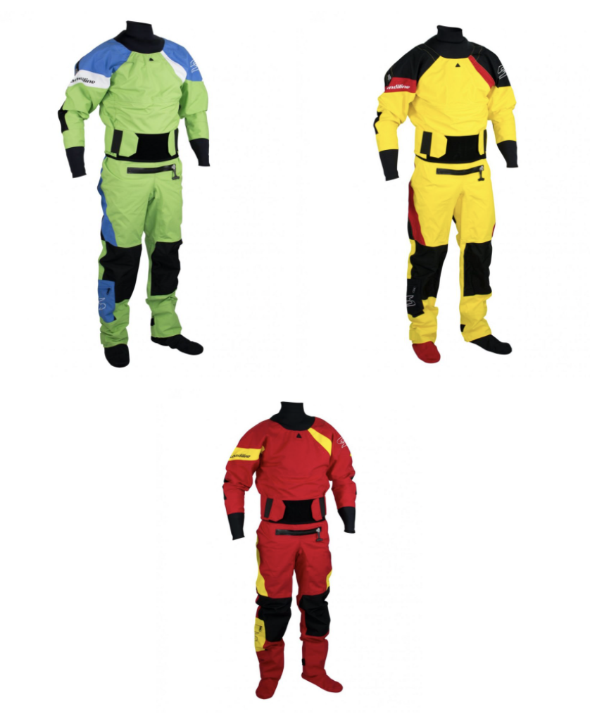 sandiline extreme 4L whitewater drysuit kayaksession gear review