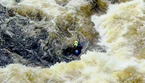 "Entry #2 of the short film awards 2021 with an amazing new perspective of whitewater! ""This video chronicles the reasons that drive us to snorkel and scuba dive in whitewater. Exploring the 3D underwater domain of rivers allows us to catch underwater eddy's, observe whitewater from beneath, watch fish struggle upstream, and see the rocks that have been carved by the river for eons."" By: Benjamin Koehler Country: USA"