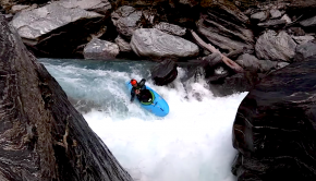 Follow Zack Mutton and Jeremy Norbury as they're south island trip comes to end, scouting big drops, hiking in the dark and jumping off bridges.