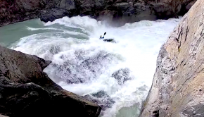 Follow Aniol Serrasolses on part of his trip to Southern Chile! After a nasty swim on the first rapid, the Mayer offered the team amazing gorges and sweet whitewater, enjoy!