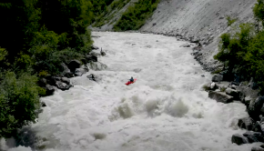 Follow Pistyll Productions on some highwater laps of their local runs in Austria. The flows look prime, enjoy!