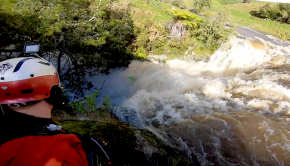 Follow kiwi north islander Michel Uhl down the Waimapu River after some sweet rainfall!