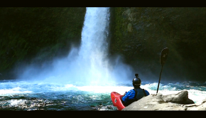 """Presenting a short film about a trip through the Araucanía region in Chile where local kayaker Lucas Varas prepares and trains hard for a month on different waterfalls with only one goal, to run """"Newen"""". This is """"Camino a Newen"""" by Mauro Jorquera."""