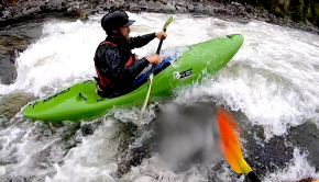 """Follow Steve Dent and his brother on a multi-day adventure down the South Fork Salmon River in Idaho! """"The south fork always delivers! For expert kayakers, it provides a class five multi-day expedition, but I'm no expert. So my brother Scott and I took on this challenge at 4.5 feet and it didn't disappoint. The south fork doesn't have the protection of some of its neighboring rivers and there is a proposed mine near the headwaters that kayakers need to know about and that is what we hope to showcase in this edit."""" By: Steve Dent"""