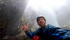 Follow Adrian Mattern on a short trip to the wonderful classics of the French Alps and Aosta Valley. High water and high stoke were on the menu, check it out!
