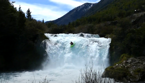 Follow the Notorious Media crew kayaking in the Araucania region in Chile and enjoy some clips of one of the smoothest kayakers in the lake area.