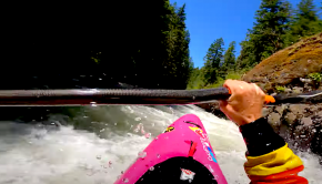 """Follow Dane Jackson on the magical Cispus River! """"I have done quite a few sections in the PNW but one of the main sections I just never got a chance to check out was the Cispus. It always would be coming in when I had already headed out, so this year I couldn't miss the chance to finally hit it!"""""""