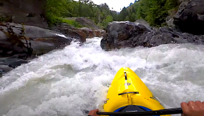 Follow Zack Mutton and local paddler Thomas Neime down a juicy french alpine classic, the Vénéon!