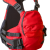 """""""We - whitewater kayakers and guides - believe a PFD is not just a buoyancy aid, but a friend that follow and help us in our everyday adventures, not just on the water, but also while scouting, carrying a boat or swimming. In this spirit, we think a good PFD is articulated around three axes:"""