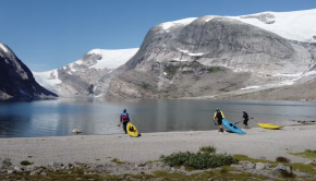 Follow Aniol Serrasolses on a recent trip in Northern Norway on the incredible Glomåga river!