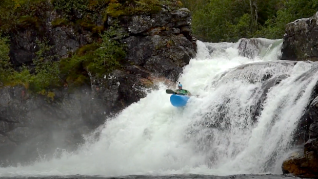 Follow Filip Knorr on the magical and steep Stordalselva River in Norway, brought to life by some end of season rain!