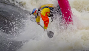 Jackson Kayak have just released the all new Rockstar V, a new improved playboat with all the best features of it's predecessors, dreamt up by Team JK and executed by David Knight, R&D and their core Whitewater Team, check it out!